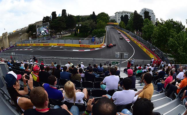 The single most iconic part of the track - and already one of the most iconic locations in F1 history.